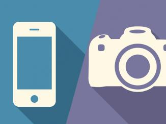 banner: fotocamera o smartphone